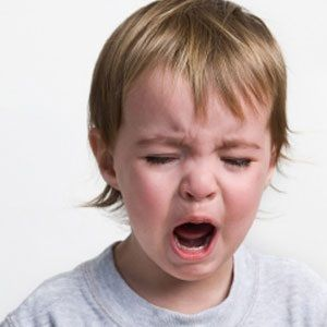 picture of child crying