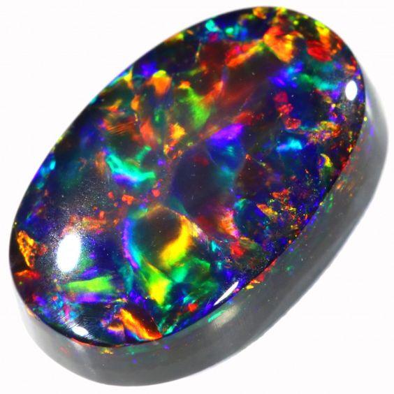 picture of black opal